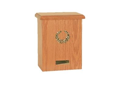 Stanton Wood Cremation Urn