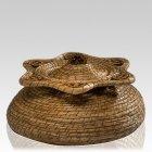 Star Basket Nature Cremation Urn