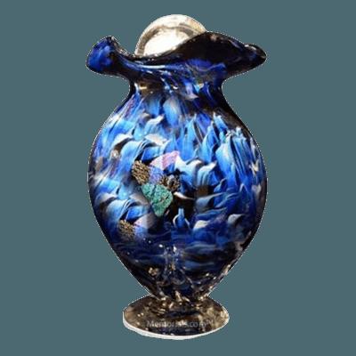 Star Rain Companion Cremation Urn