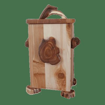 Rapunzel Juniper Natural Urn
