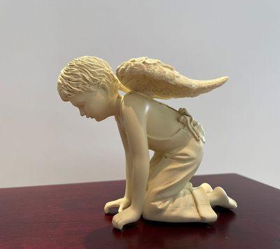 Angel Boy Cremation Urn