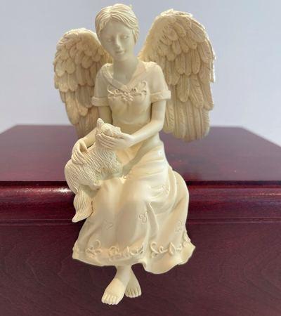Beautiful Angel Cremation Urn