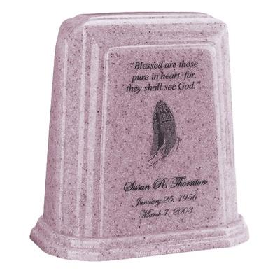 Tablet Millennium Lavender Marble Urn