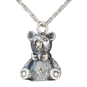 Teddy Bear Keepsake Jewelry