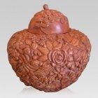 Terra Ceramic Cremation Urn