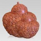 Terra Ceramic Cremation Urns