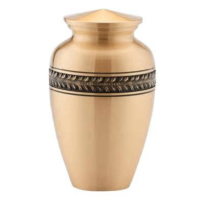 Thalia Bronze Cremation Urn
