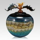 Tide Sargo Art Cremation Urn