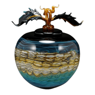 Tide Sargo Art Cremation Urns