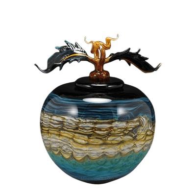 Tide Sargo Small Art Cremation Urn