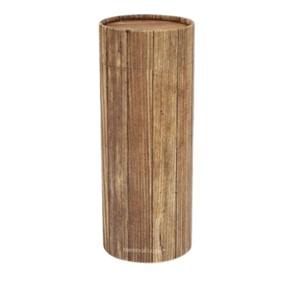 Timber Scattering Biodegradable Urn