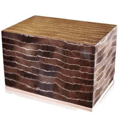 Timbre Wood Cremation Urn