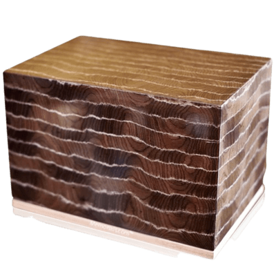 Timbre Wood Cremation Urns