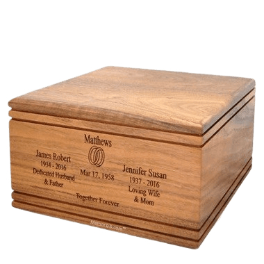 Timeless Companion Cremation Urn