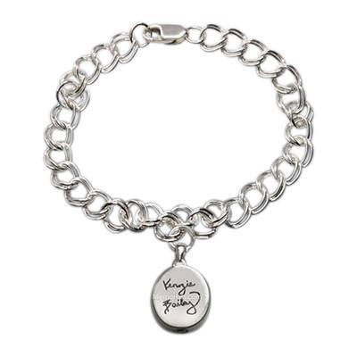 Timeless Cremation Charm Bracelet III