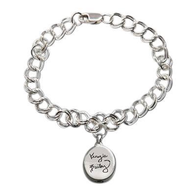 Timeless Cremation Charm Bracelet