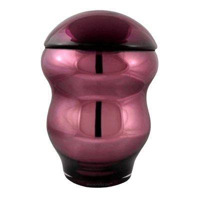 Together Glass Cremation Urn