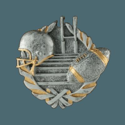 Touchdown Maple Cremation Urn