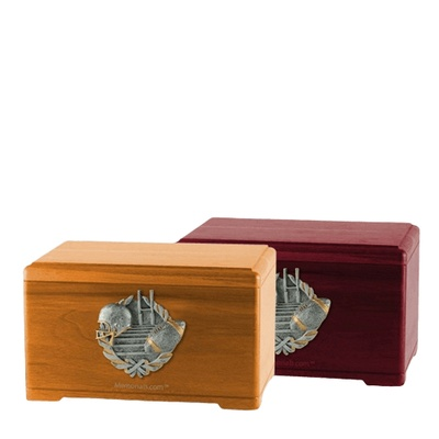 Touchdown Fan Cremation Urns