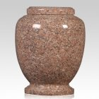 Traditional Pink Child Cremation Urn