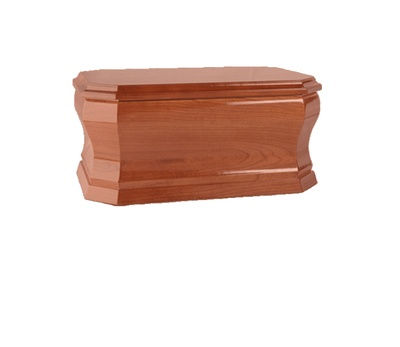 Traverse Wood Cremation Urn
