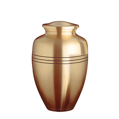 Trenton Bronze Medium Cremation Urn