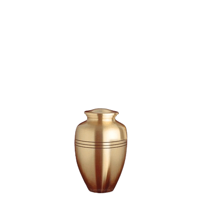 Trenton Bronze Small Cremation Urn