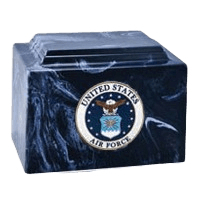 Tribute Air Force Cremation Urn