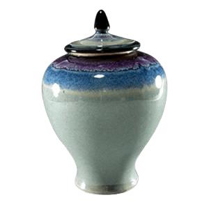 Trifecta Art Cremation Urn