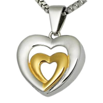 True Love Cremation Pendant