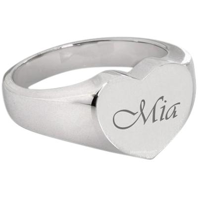True Love Cremation Ring