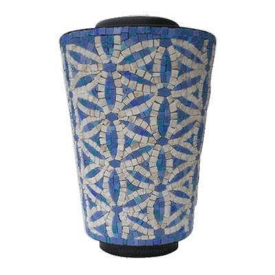 Vita Mosaic Cremation Urn