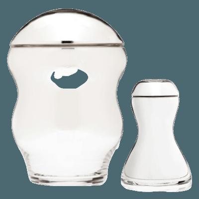 Unity Glass Keepsake Cremation Urn