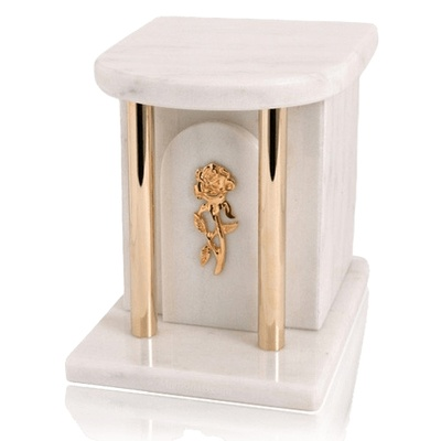Home White Danby Cremation Urns