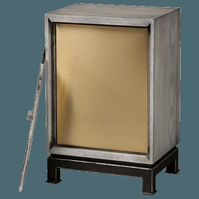 Urban Wood Cremation Urn