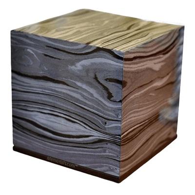 Urbane Wood Cremation Urn