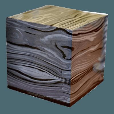 Urbane Wood Cremation Urns