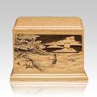 Shining Seas Child Cremation Urn