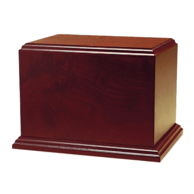 Savannah Rosewood Cremation Urn