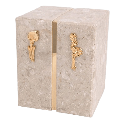 Silentiosus Companion Urn For Two