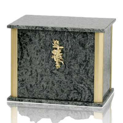Solitude Vert Jade Granite Companion Urn