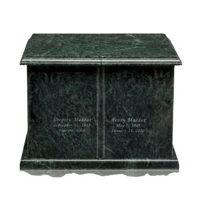 Husband & Wife Companion Cremation Urn