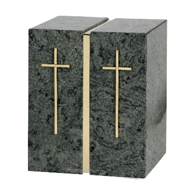 Verte Granite Companion Cremation Urn
