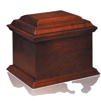 Hilton Wood Cremation Urn