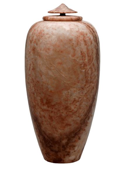 Utah Alabaster Cremation Urn