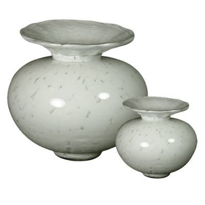 Milano Verdigris Glass Cremation Urns