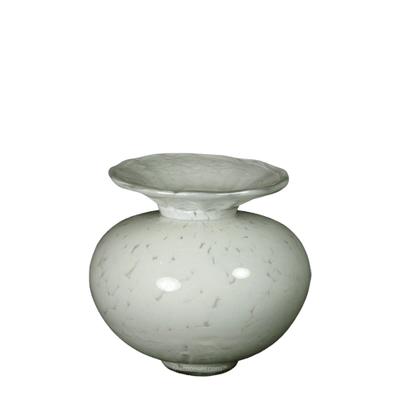 Milano Verdigris Glass Keepsake Urn