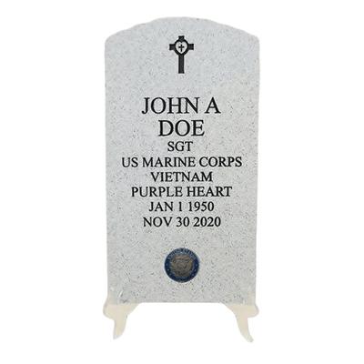 Veteran Stone Navy Keepsake Urn
