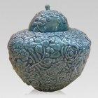 Victorian Ceramic Cremation Urn