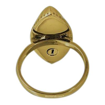 Victorian Cremation Ring II